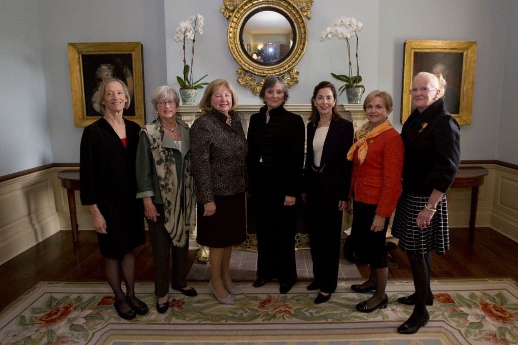 22168915335_67feb6c256_o 1024x683 2016-2017 Distinguished Daughters Executive Committee with Frances Wolf