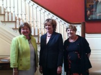 l r Michele Ridge Susan Corbett Joanne Denworth1 200x150 Distinguished Daughters of Pennsylvania