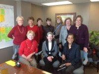 planning 200x150 2013 Distinguished Daughters Planning Committee Holds First Meeting